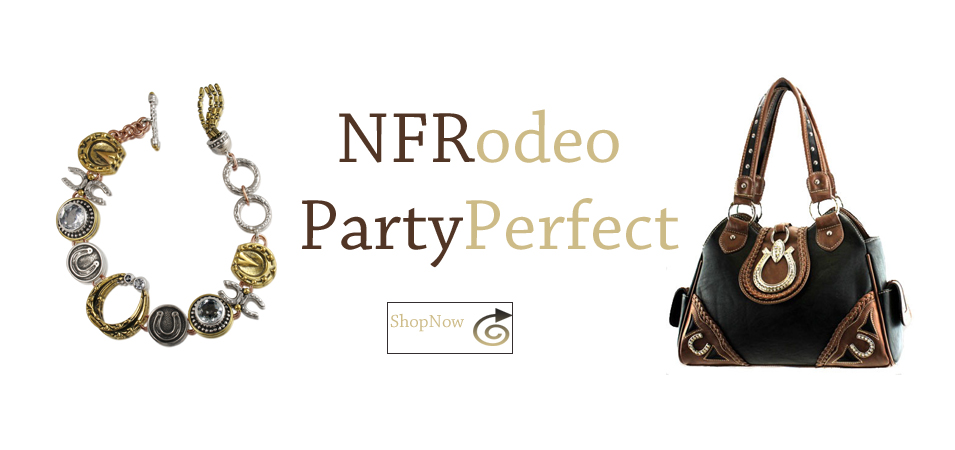 NFR Rodeo Party Perfect Banner