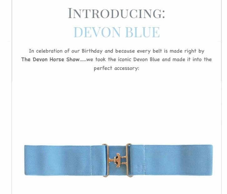 Ruespari Devon Blue Belt